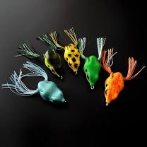 [바보사랑]암산코리아 루어 프로그 개구리 세트