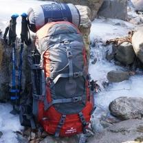 [바보사랑][휴몬트] 등산배낭 40L+5L/등산가방/백팩/등산용품