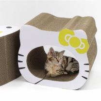 [바보사랑]루어캣 3D 헬로키티 고양이스크래쳐