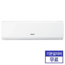 [하이마트] 인버터 벽걸이 에어컨 WRV11BHW (35.8㎡)