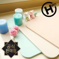 일본 정품 공식판매점 히로社 규조토 발매트 L 사이즈 3종 택1 욕실매트 집들이 선물
