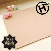 일본 정품 공식판매점 히로사 규조토 발매트 L 사이즈 핑크 욕실매트 집들이 선물