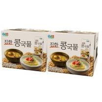 정식품 진한 콩국물 245ml*24