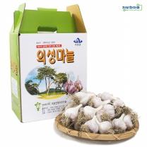 (인빌푸드)의성명품마늘(상) 3kg(지름4cm이상)