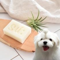 [바보사랑]수솝 유기농 강아지천연비누 샴푸_프레쉬