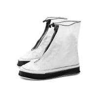 [바보사랑]장마철 휴대용 PVC 방수 비닐장화 슈즈 신발 레인커버