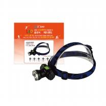 한빛 LED 충전식줌 헤드랜턴(1200루멘) hv-23hd