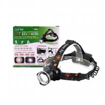 한빛 LED 충전식줌 헤드랜턴(1300루멘) hv-24hd