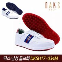 닥스골프 정품 스파이크리스 골프화 DKSH17-034M