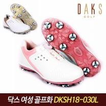 닥스골프 정품 여성 보아 골프화 DKSH18-030L
