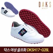 닥스골프 정품 여성 스파이크리스 골프화 DKSH17-028L