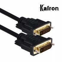 칼론 DVI TO DVI 듀얼 케이블 1.8M