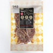 굽지않고 바로 먹는 누드 오징어채(몸통+다리) 150g x 1봉