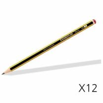[바보사랑]스테들러 노리스 연필 120 1타 12자루