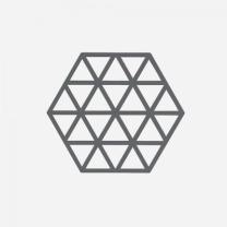 [바보사랑]존덴마크 존 트라이앵글 실리콘 냄비받침 - 쿨그레이