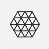 [바보사랑]존덴마크 존 트라이앵글 실리콘 냄비받침 - 블랙