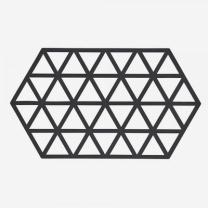 [바보사랑]존덴마크 존 빅 트라이앵글 실리콘 냄비받침 - 블랙