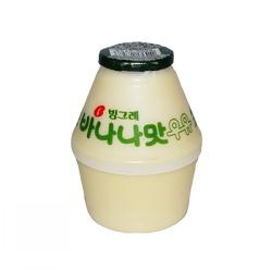 [GS25] 빙그레)바나나우유240ML