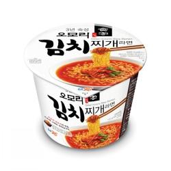 [GS25] 유어스)오모리김치찌개라면(용기