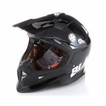 [바보사랑]MXO 오토바이 모터사이클 헬멧 (블랙)