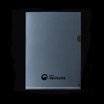 [바보사랑]L자 투명클리어파일 L 홀더 100p세트 /인쇄가능