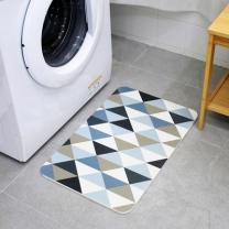 [바보사랑]규조토 패턴 욕실 발매트 L