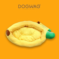 [바보사랑]귀여운 바나나 강아지 마약방석