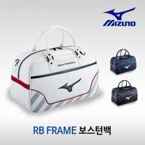 한국미즈노 정품 2018 RB 프레임 보스턴백 골프가방