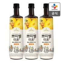 [CJ직배송]미초 파인애플 900MLX3개