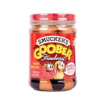 스머커즈 구버 딸기 땅콩버터잼 510g