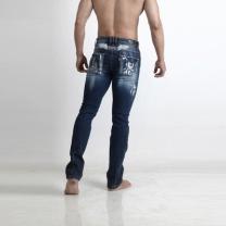 [바보사랑]그린바나나 Stain_blue_jeans