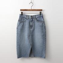 [바보사랑]Suji Denim Skirt