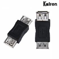 칼론 USB A(F)-USB A(F) 연장젠더