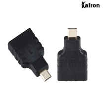 칼론 HDMI(F)-마이크로 HDMI(M) 변환젠더