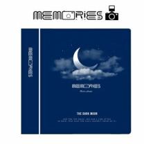 [바보사랑]메모리즈 인스탁스 미니 앨범 3단 019-The dark moon