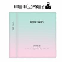 [바보사랑]메모리즈 인스탁스 미니필름앨범3단 003-Cotton candy