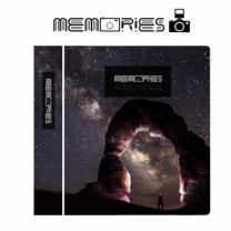 [바보사랑]메모리즈 인스탁스 미니필름앨범 3단 008-Milky Way01