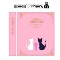 [바보사랑]메모리즈 인스탁스 미니필름 앨범 2단 007-Luna cat