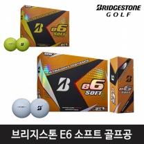 브리지스톤 정품 E6 소프트 3피스 골프공