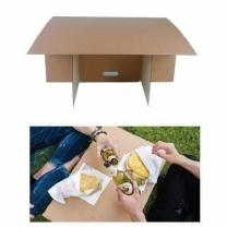 [바보사랑][트래블이지]휴대용 캠핑테이블(무지)