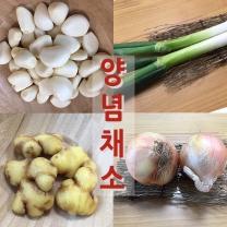 [가락24]양념채소 5종셋트/이몰