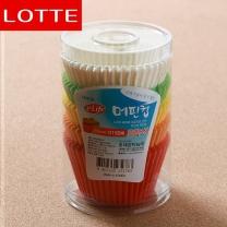 150p 홈베이킹카페테리아머핀컵(혼합) (8cm×4.5cm)