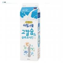 가정배달) 고칼슘글루코사민 900㎖(4주간 12개)