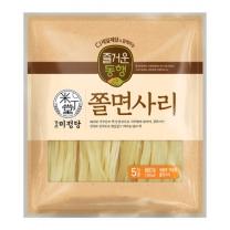 [CJ직배송]즐거운동행 미정당 쫄면사리 800g