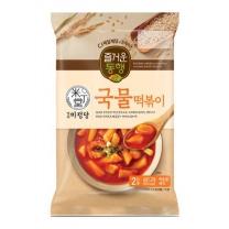 [CJ직배송]즐거운동행미정당 국물떡볶이401.2g