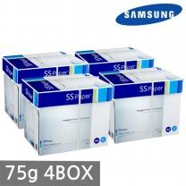 삼성 SS페이퍼 A4 복사용지(A4용지) 75g 4BOX