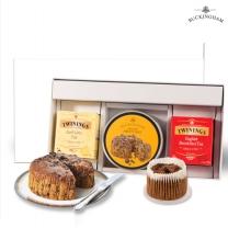 버킹엄 잉글리쉬 후르츠 케이크 선물세트 (쇼핑백)