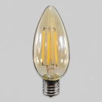 [바보사랑]LED 에디슨 촛대구 비츠온 4W E17 전구 KS에디슨램프