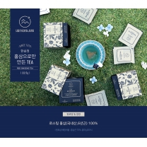 [개성인삼농협/산지직송] 한송정 홍삼으로 만든 TEA 1.5g*15ea
