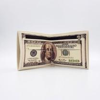 [바보사랑]100달러 개성넘치는 특별하고 유니크한 지갑 나와또